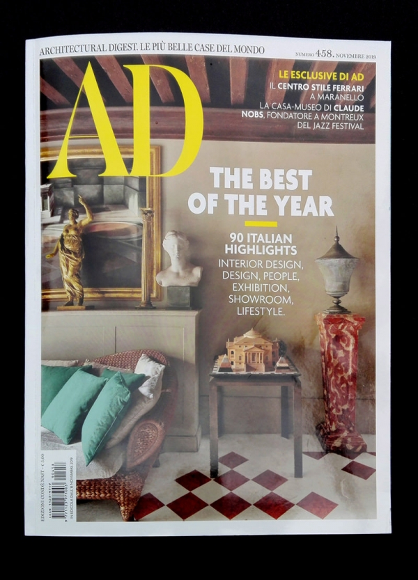 Light4 Bespoke Project Architectural Digest Magazine The St Regis Venice Slide 0