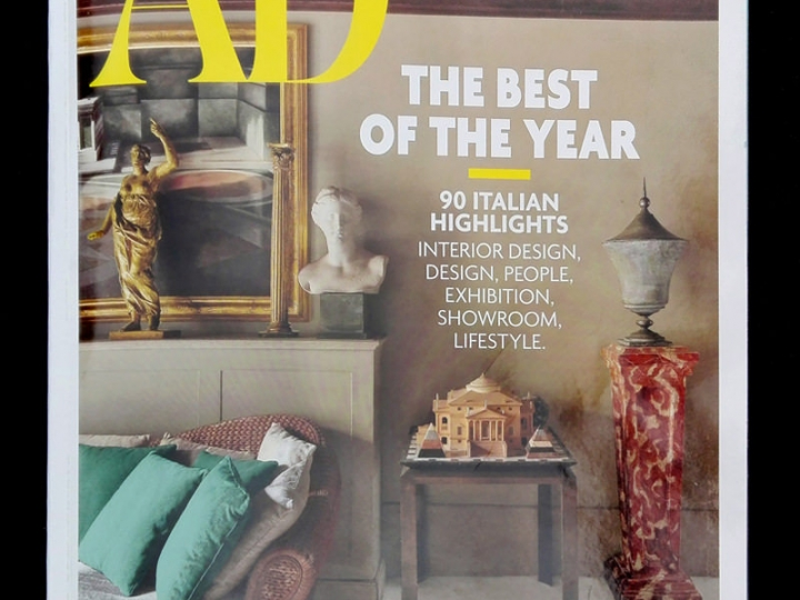 AD – Architectural Digest Magazine: The St. Regis Venice