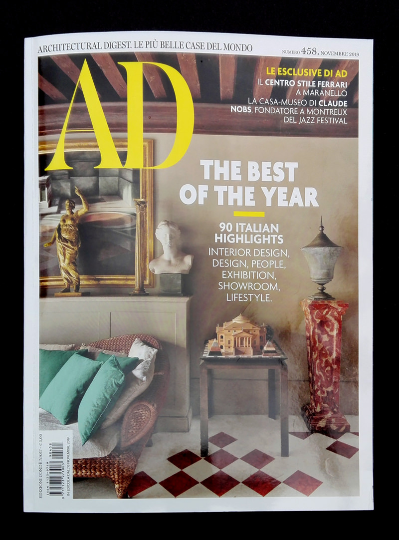 Light4 Bespoke Project Architectural Digest Magazine The St Regis Venice Slide 01