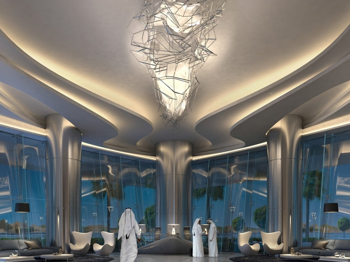 MARINA TOWER – Middle East