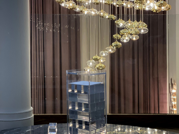 Rosée – new project in the middle east